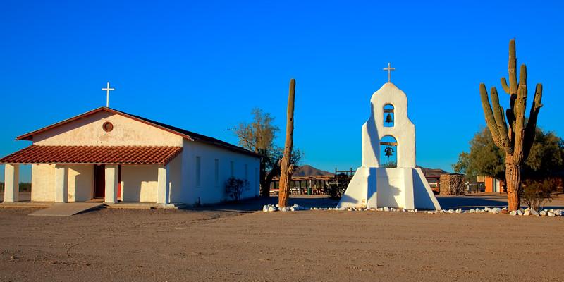St Ann's Catholic Church Gila River Indian Reservation