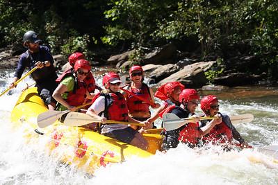 White Water Rafting (09/10)