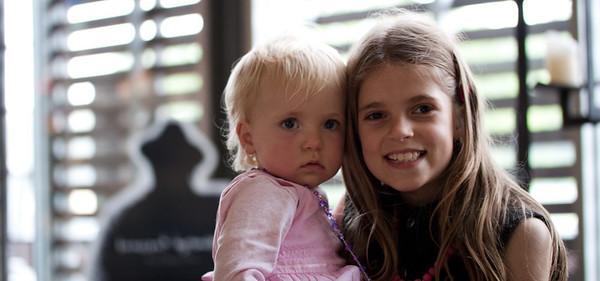 Chloe and Heidi