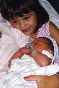 Baby Grant, 8/13/98.