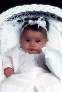 Baby Rachel, April-May, 1995.