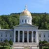 Vermont State Capitol, Montpelier, VT.