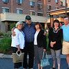 Gail Brooks Johnson, Jeff Brooks, Betty Brooks Sullivan, Laurie Brooks Mullett, me.