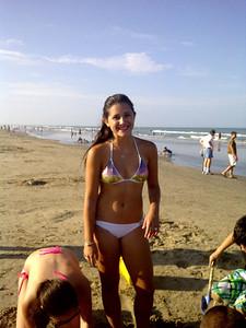 Rachel at SPI, July, 2011.
