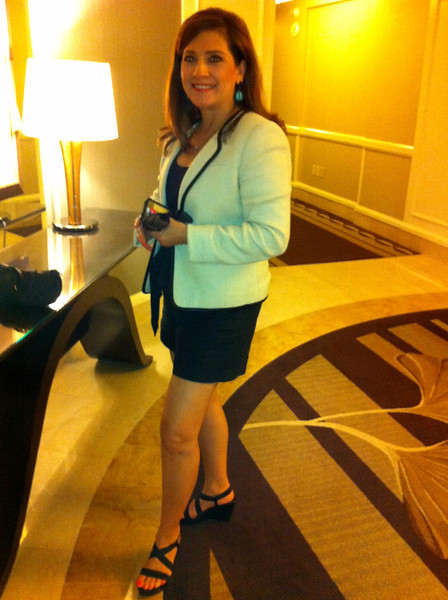 In Las Vegas, June 22-25, 2012.