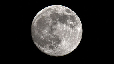Supermoon, the first FULL day of summer, June 22, 2013.