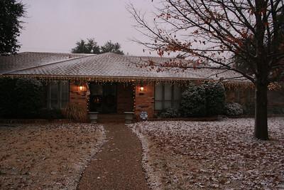 White Christmas Eve, 2009!