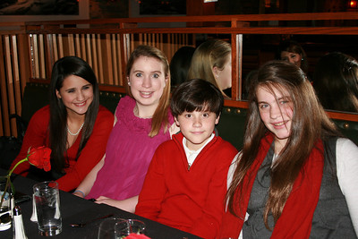Christmas Eve Dinner at Sevy's Grill.
