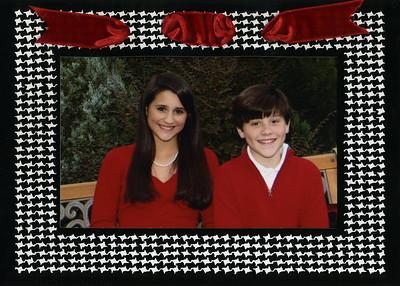 2009 Christmas Card.