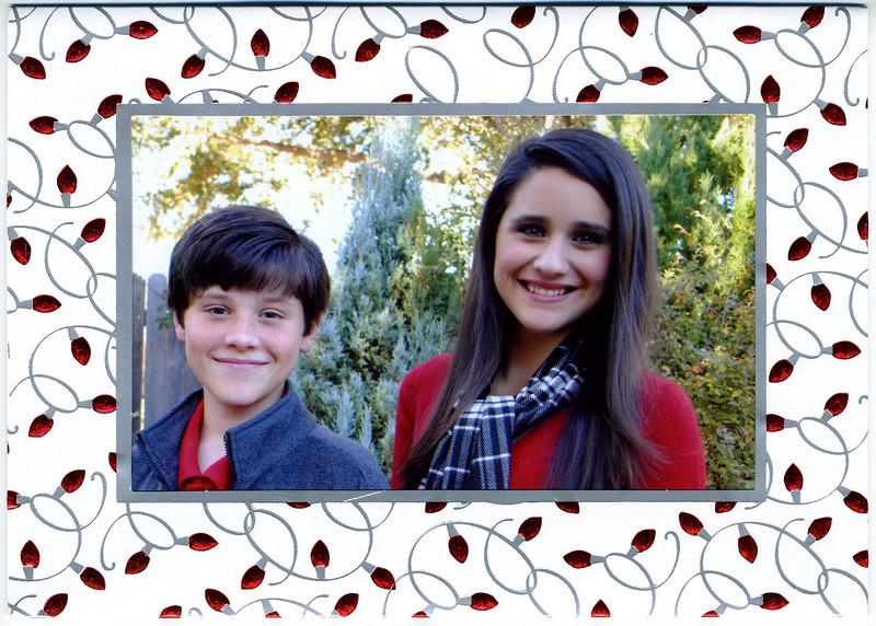 2010 Christmas Card.