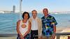 Claire Gemar, Bill Gemar, and Lenny Gemar