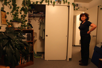 Mom in her (my prior) room