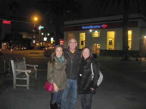 Mom and Dad visit! May 2011