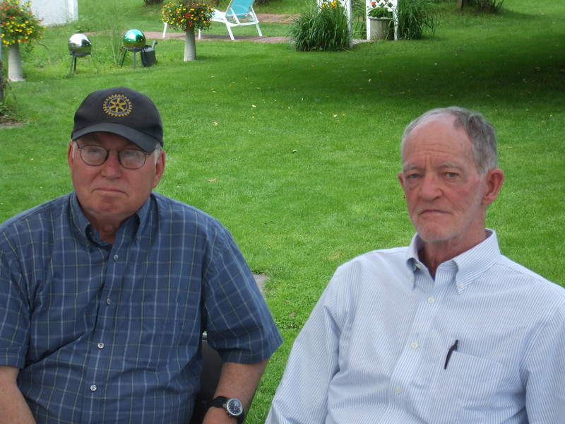 George Misner and Robert Salton