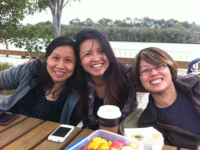Mei Ling, Liyan & Ting Ting
