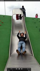 (1384) Bryan on Slide