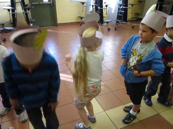 Chloe at school.  Click to watch the video.
