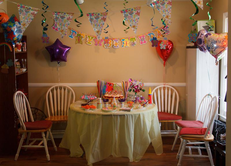 Jennifer's Dining Room Creation