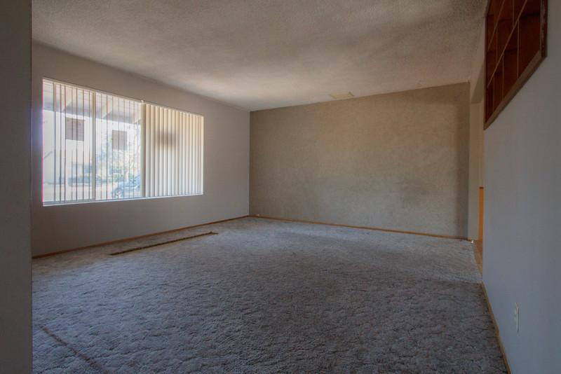 The living room - Phoenix, May 2012