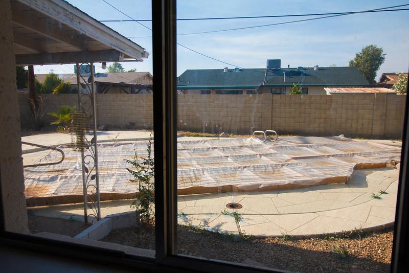 The pool - Phoenix, May 2012