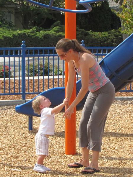 10-Karl and Leila, Eleanor Park