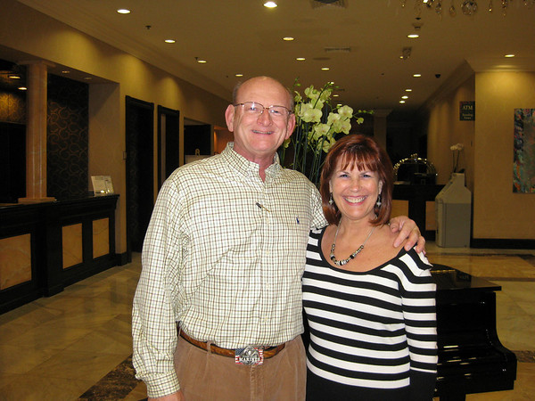 Ann & Russell Bellmor @ New Orleans AccountEdge Conference November 2011