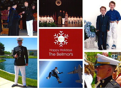 Bellmor's 2011 Holiday Card