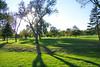 Golf course outside of Bob and Osa's Condo