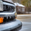 Jan 10, 2011 - Photos after a snow / ice weather pattern covers Columbus, GA.  Photo by John D. Helms.