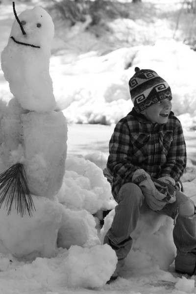 Wandering Child and the Ice Dude