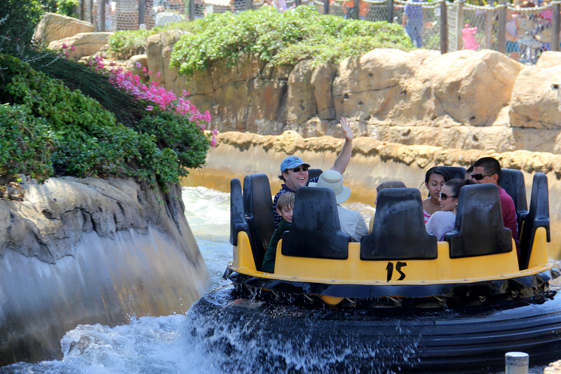 Water Ride