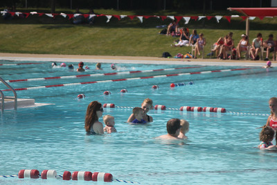 2011 Owen Swim Lesson