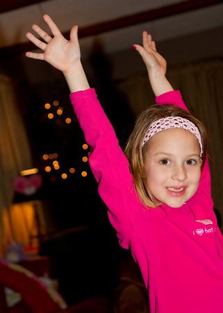 Katrina's 7th Birthday Party - February 11, 2011