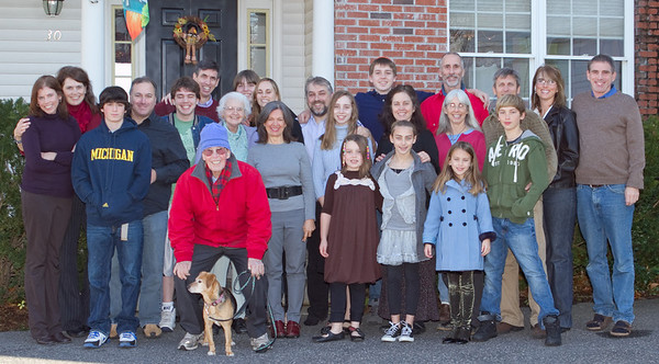 Thanksgiving - November 24, 2011