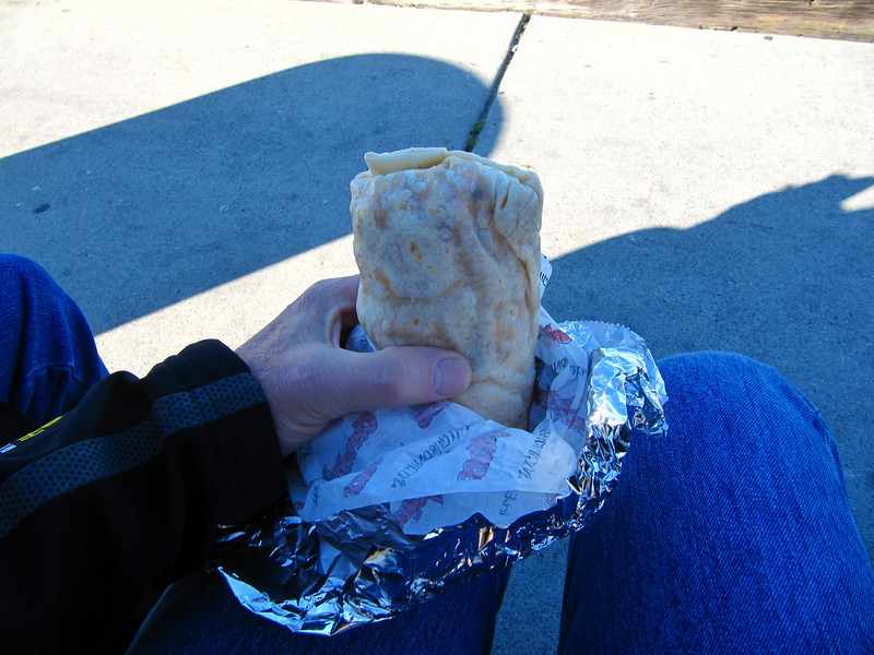 Breakfast Burrito CDM