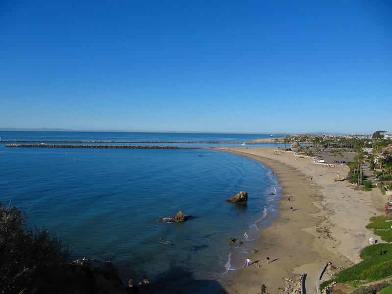 From Inspiration Point Corona Del Mar