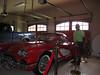 Butch and his Corvette