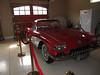 Butch's Corvette