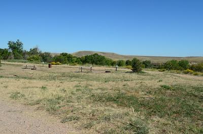 group site at Bear Creek Regional Park