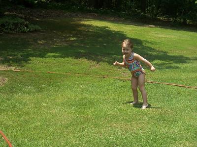 2011-07-03 Mille in the Sprinkler