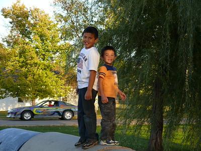 2011-10-01 Kids at Park