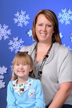 2011 - Rebekah & Kaylee Christmas