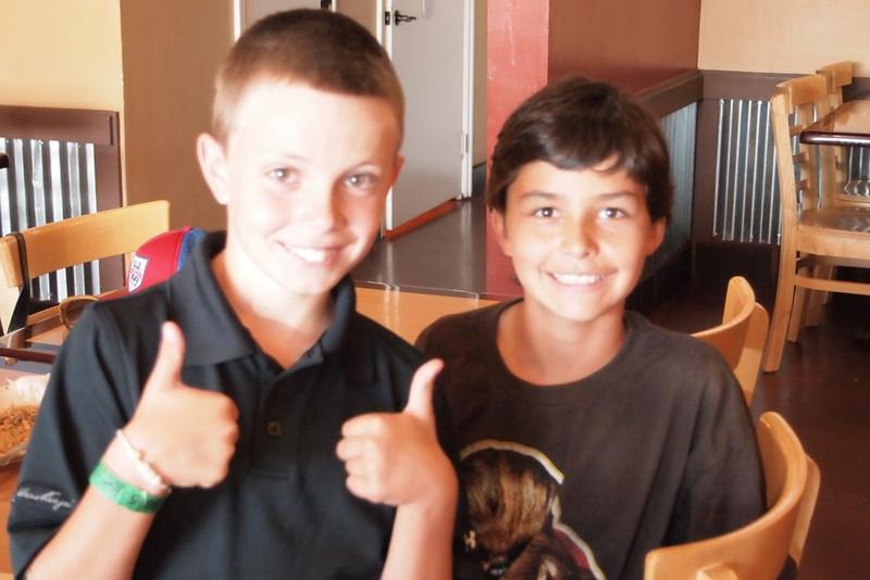 Ethan & Owen