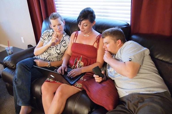 Anita, Lisa & Josh