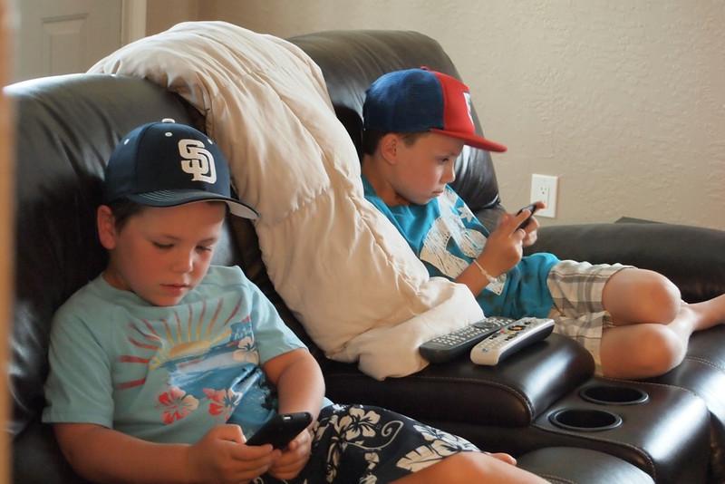Dustin & Ethan