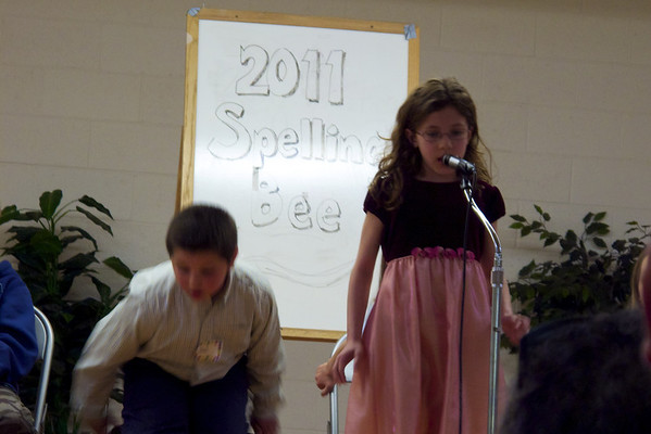 2011.04.10 CHIME Spelling Bee