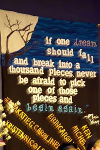 Samantha's Class of 2011 banner