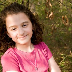 Clara's 2011 School Pictures