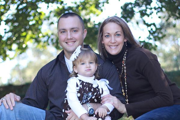 Cole Family Fall 2011