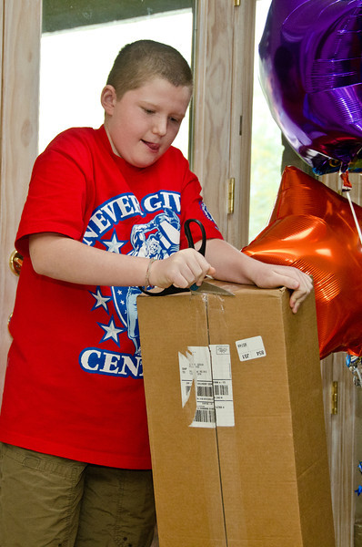 Connor's 11th Birthday, 8.11.2011